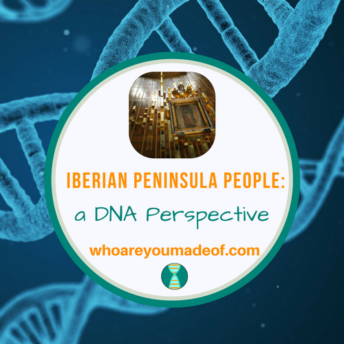 Iberian Peninsula People: a DNA Perspective