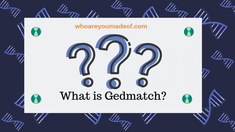 What is Gedmatch_