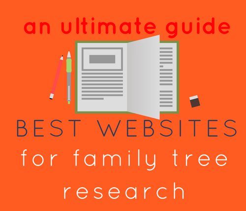The best websites for family tree research