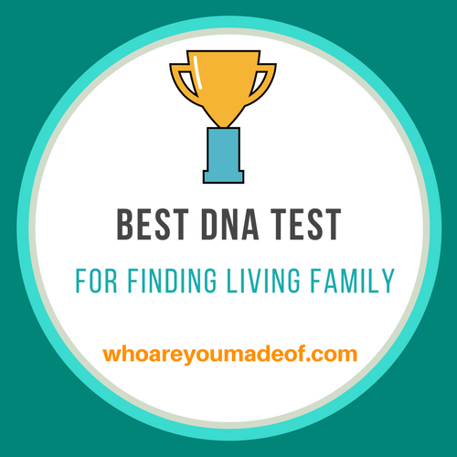 The Best DNA Test for Finding Living Relatives