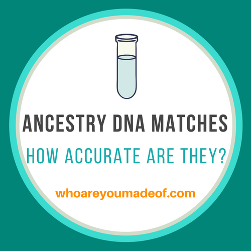 How Accurate Are Ancestry DNA Matches?