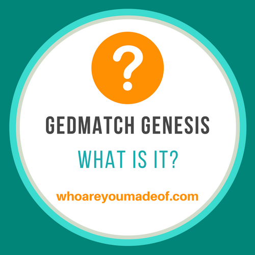 What is Gedmatch Genesis?