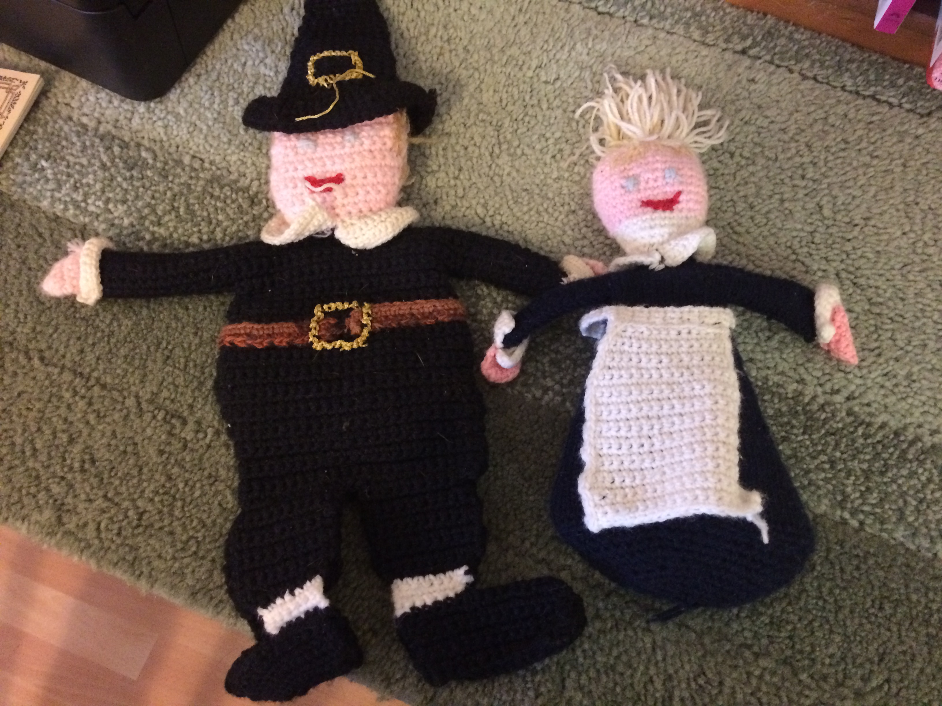 Pilgrims, Thanksgiving, and Genealogy