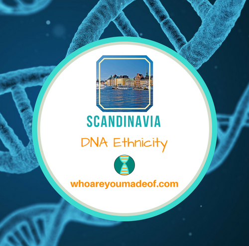 Scandinavia DNA Ethnicity