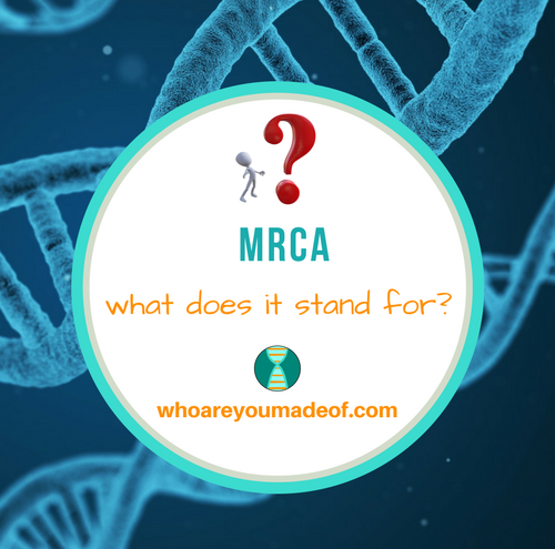 What Does MRCA Stand For_