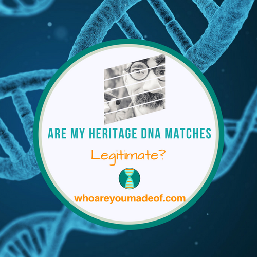 Are My Heritage DNA Matches Legitimate_