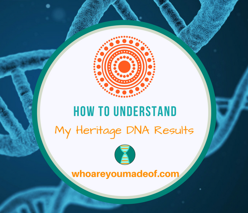 How to Understand My Heritage DNA Results