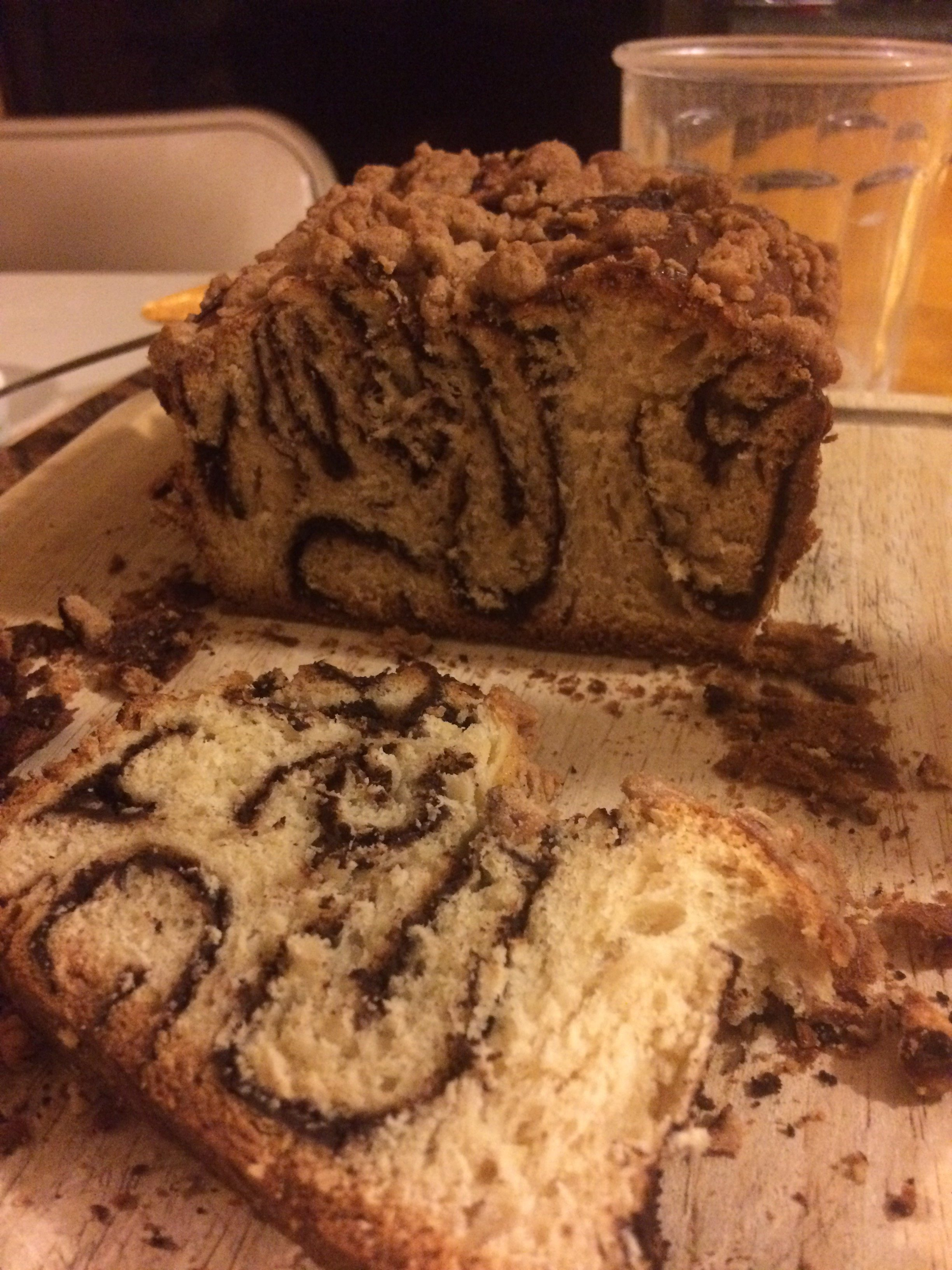 My daughter will carry on the Polish tradition of Babka