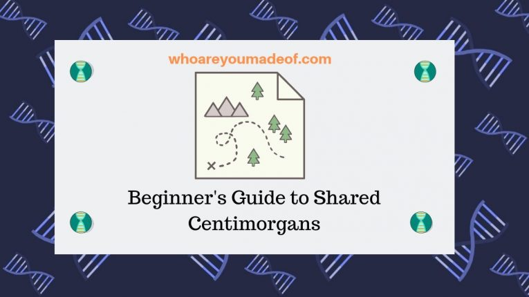 Beginner's Guide to Shared Centimorgans