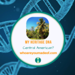 My Heritage DNA Central American