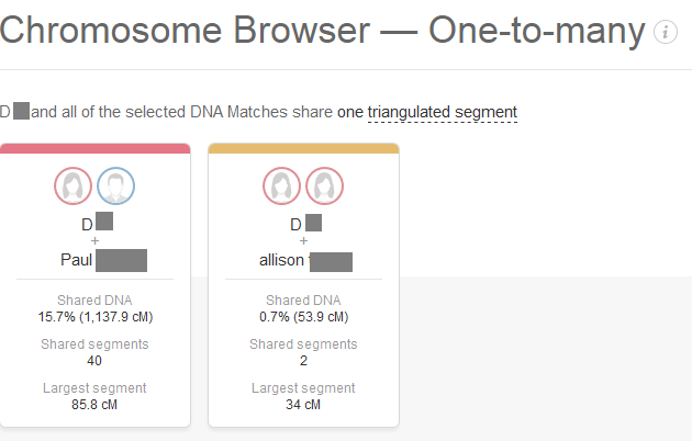 How to view the chromosome browser on My Heritage DNA