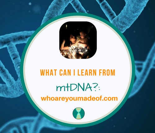 What Can I Learn From mtDNA_