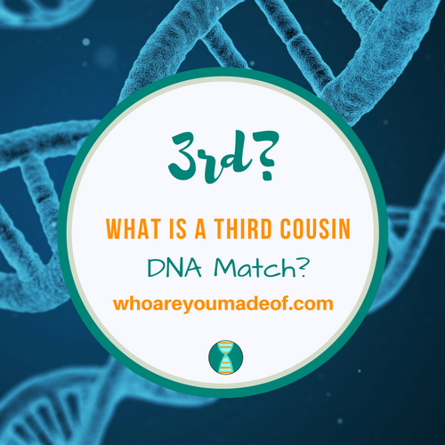 What is a Third Cousin DNA Match_