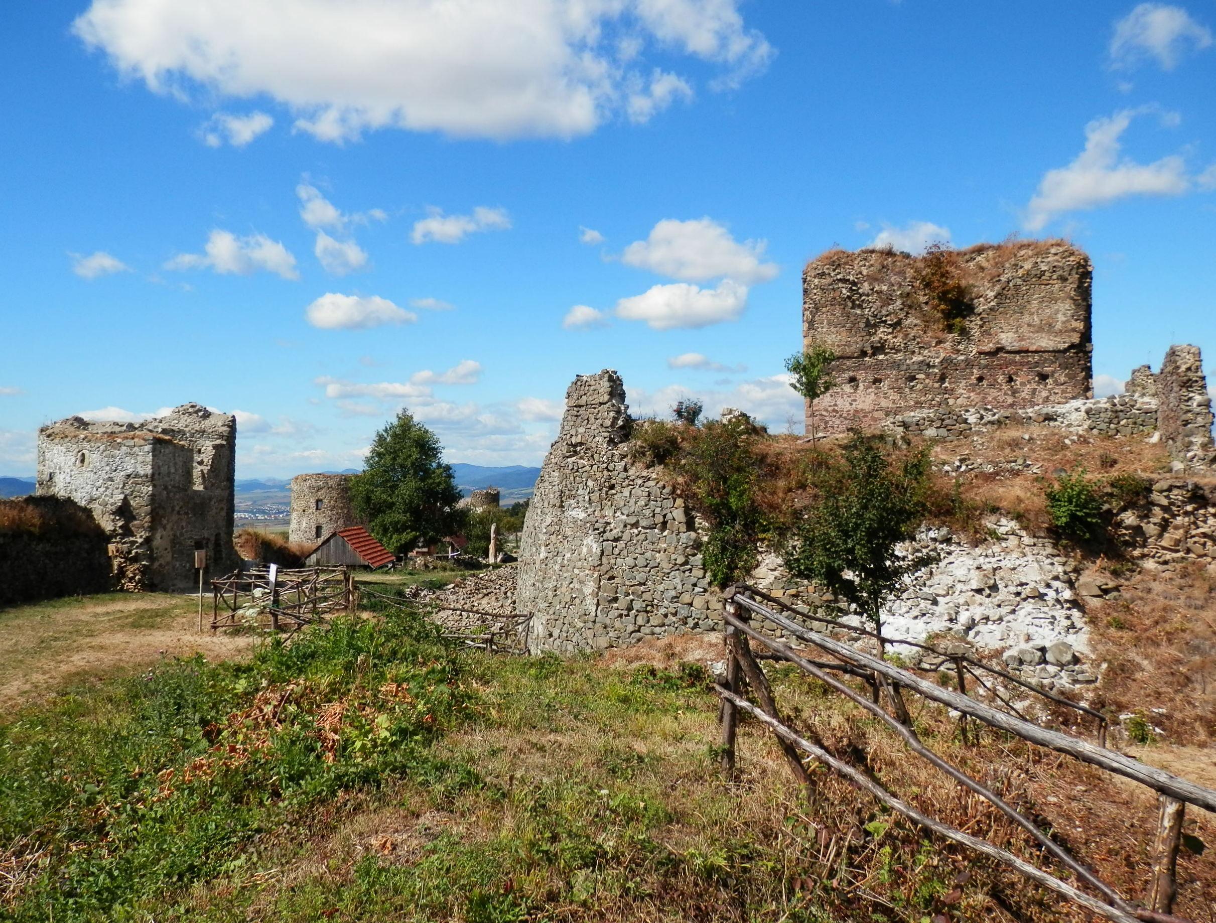 Saris Castle, Slovakia