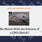 No Match With the Parents of a DNA Match_