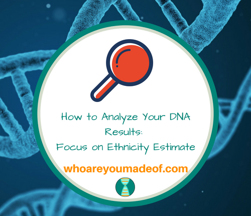 How to Analyze Your DNA Results_ Focus on Ethnicity Estimate