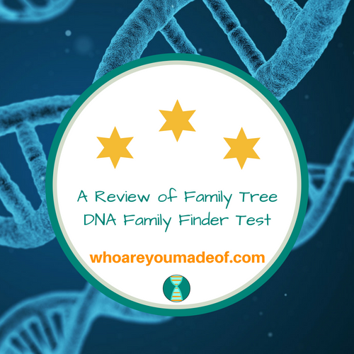 Review of Family Tree DNA Family Finder Test