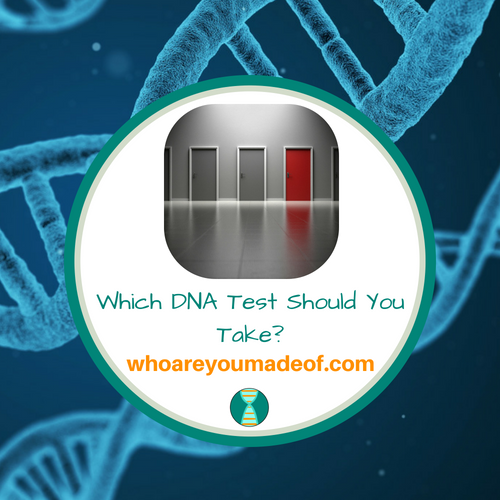 Which DNA Test Should You Take?