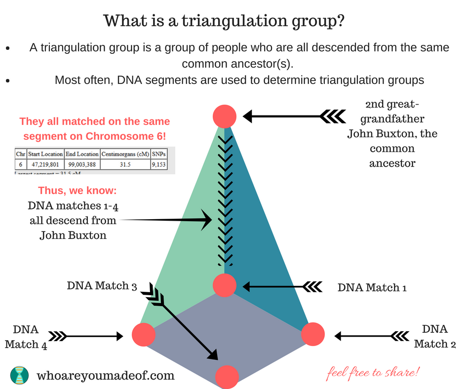What is a triangulation group_