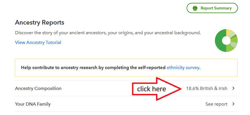 23 and me how to download ethnicity data
