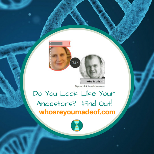 Do You Look Like Your Ancestors_ Find Out!