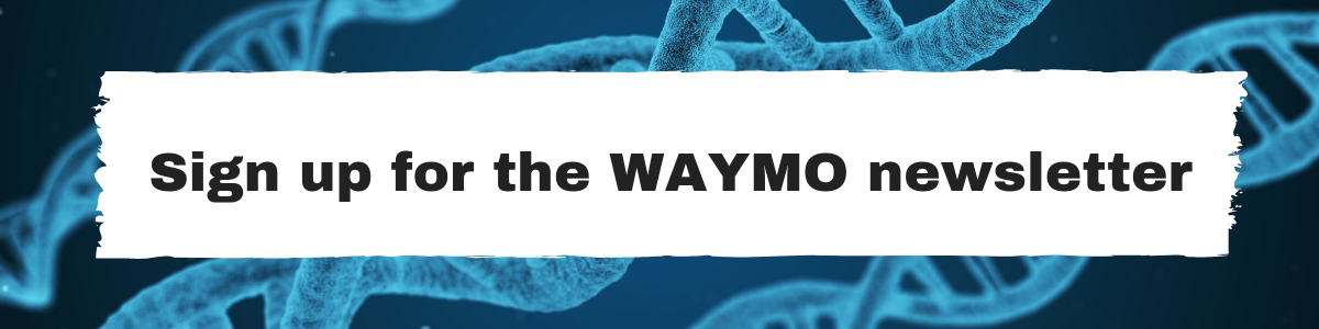 Sign up for the WAYMO newsletter