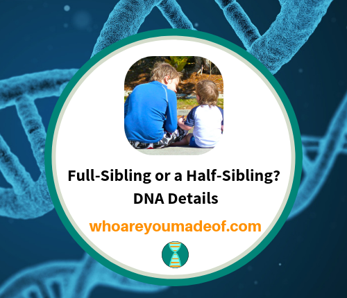 Full-Sibling or a Half-Sibling_ DNA Details