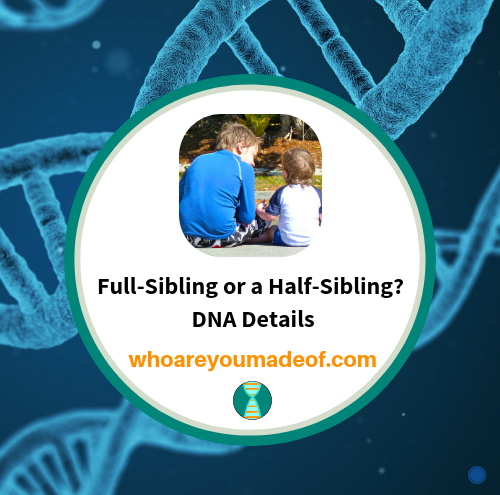 Full-Sibling or a Half-Sibling_ DNA Details