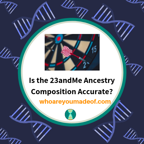 Is the 23andMe Ancestry Composition Accurate_
