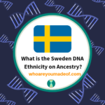 What is the Sweden DNA Ethnicity on Ancestry_