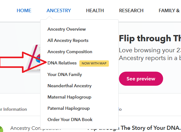 how to access the 23andme chromosome browser