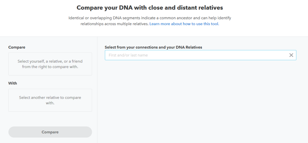 how to use the 23andme chromosome browser