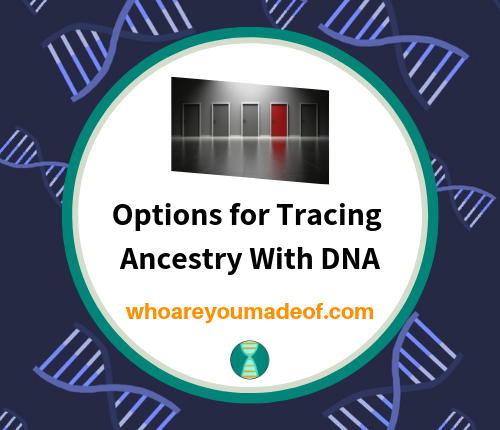 Options for Tracing Ancestry With DNA