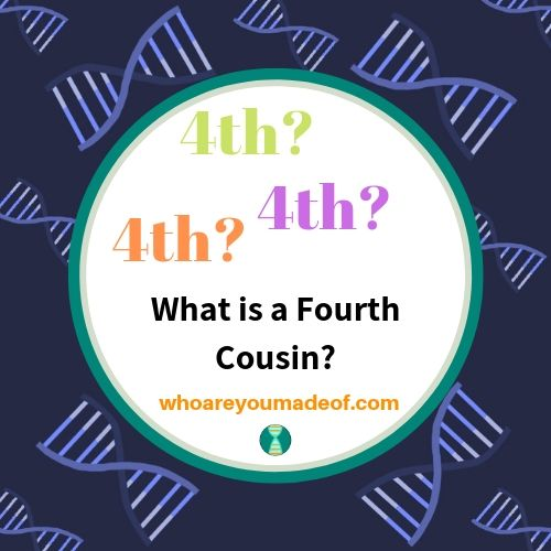 "Image describing the subject of the article, ""What is a Fourth Cousin?"""