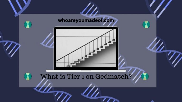 What is Tier 1 on Gedmatch_