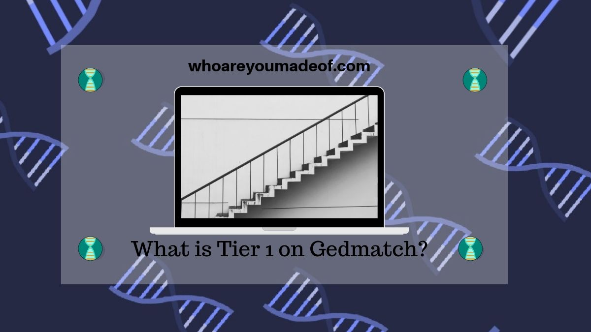 What is Tier 1 on Gedmatch?
