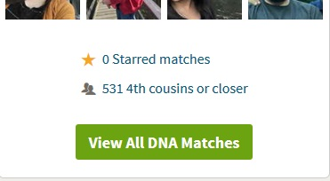 Two full siblings can have different numbers of DNA matches, and won't share all DNA matches in common
