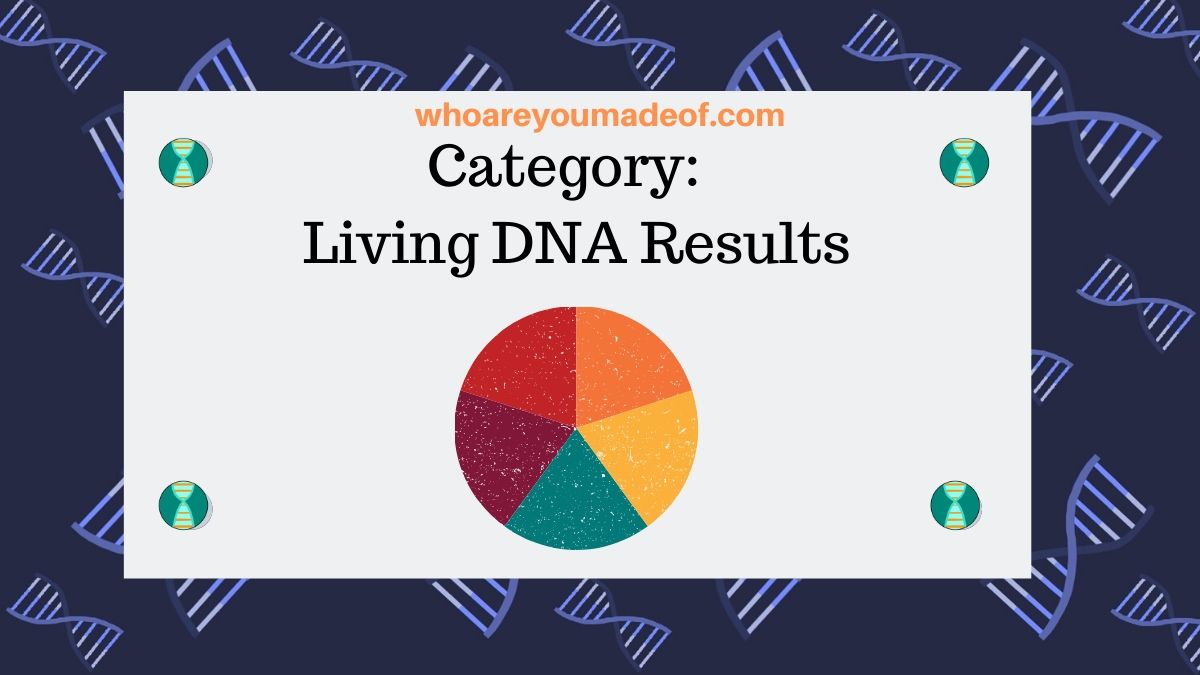 Category:  Living DNA results