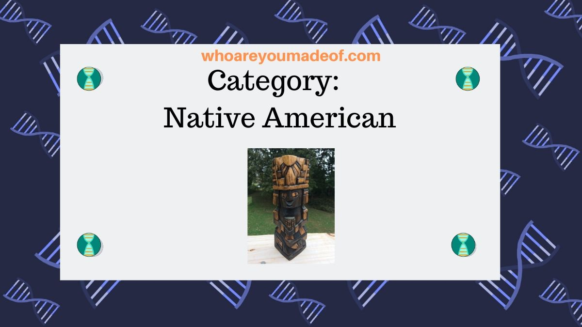 Category:  Native American