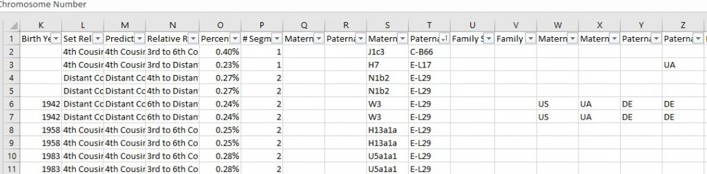 how-to-sort-DNA-matches-in-a-downloaded-spreadsheet
