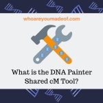 What is the DNA Painter Shared cM Tool_