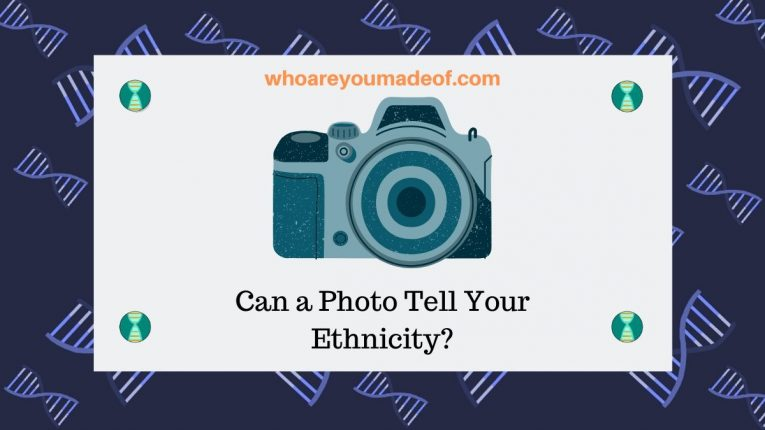 Can a Photo Tell Your Ethnicity_