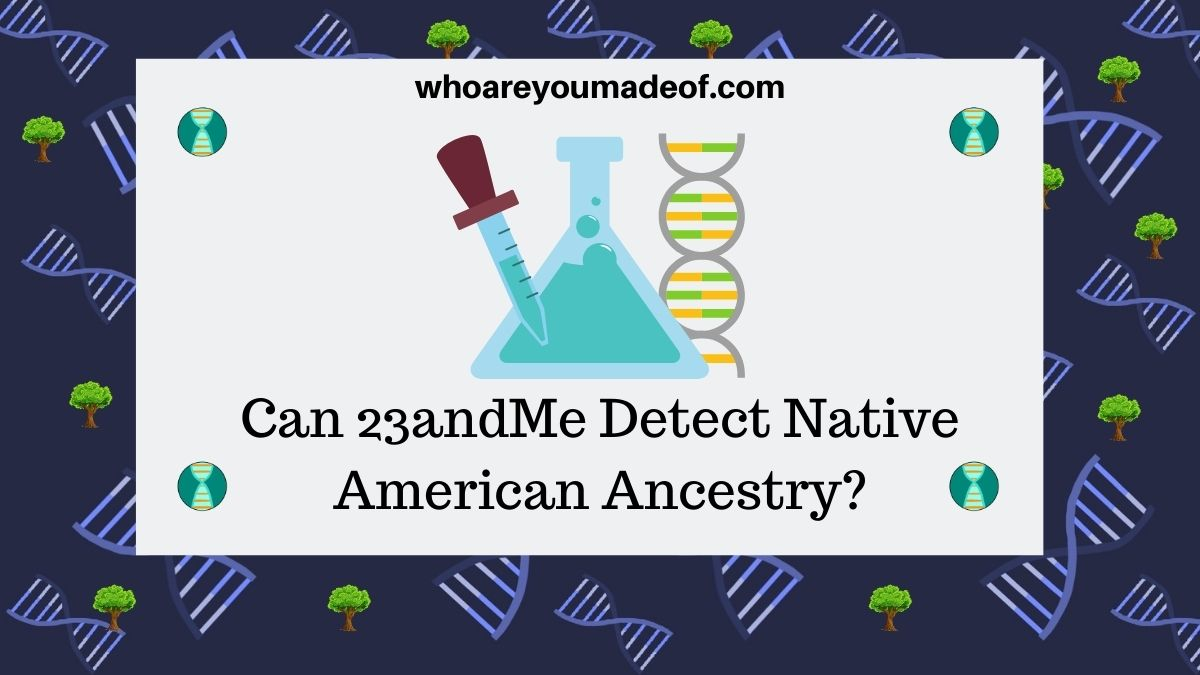 Can 23andMe Detect Native American Ancestry