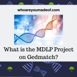 What is the MDLP Project on Gedmatch (1)